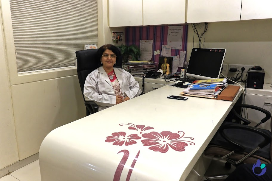 Dr. Usha Thakkar have over 30+ years of experience in Female Infertility Associated Symptoms, Test Tube Baby Treatment, Best IVF Clinic for Male InfertilityDr. Usha Thakkar