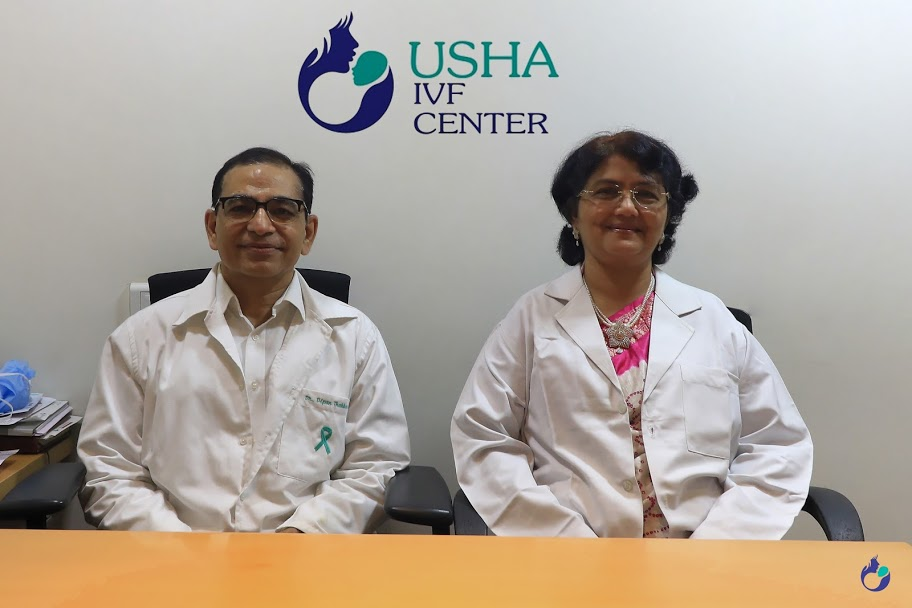 Dr. Dipan Thakkar and Dr. Usha Thakkar have over 30+ years of experience in Female Infertility Associated Symptoms, Test Tube Baby Treatment, Best IVF Clinic for Male Infertility