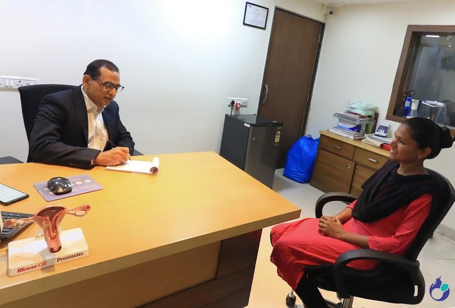 DR DIPAN - Pregnancy Amniocentesis Treatment Specialist in Gujarat