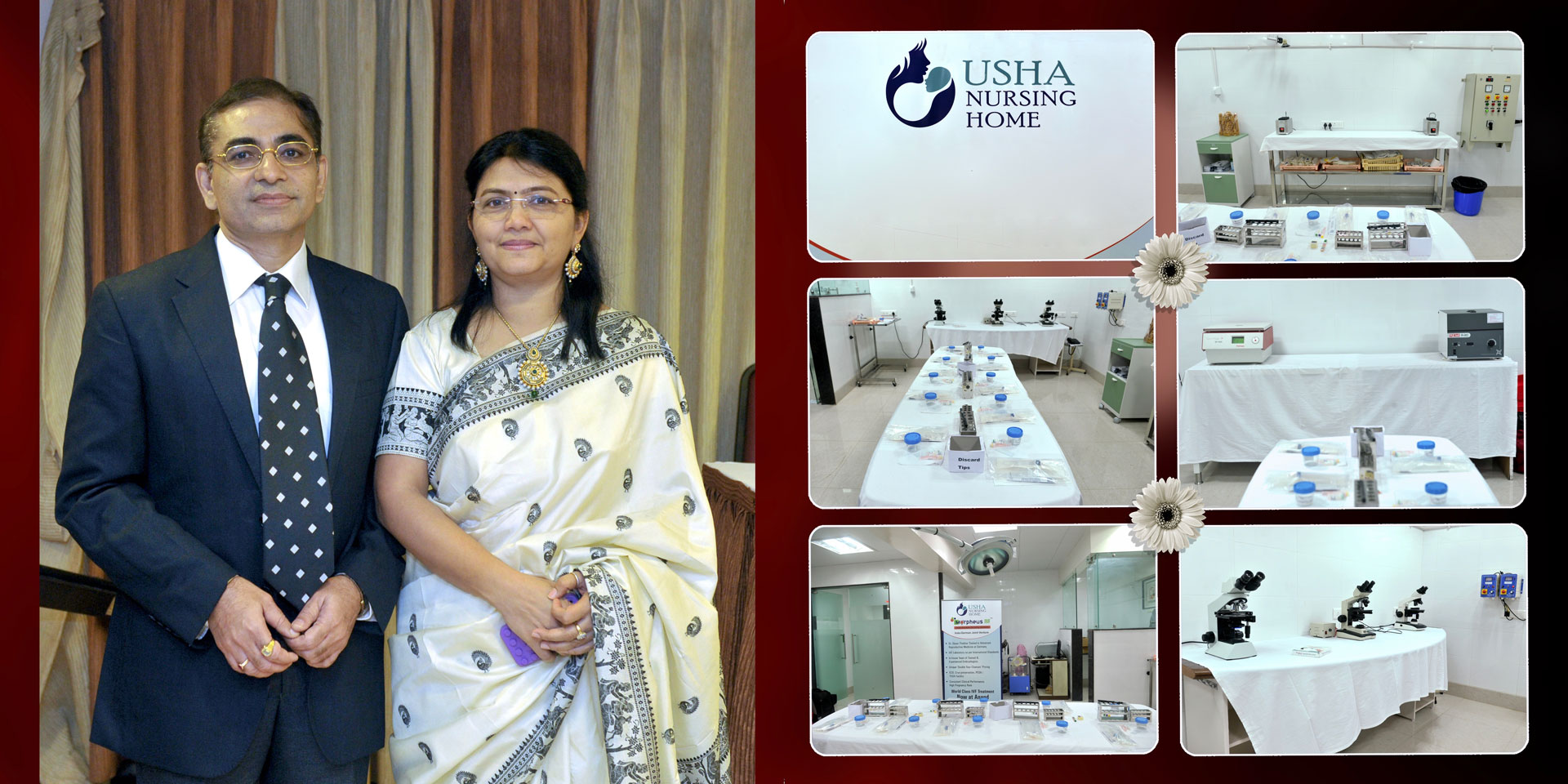 Dr. Dipan Thakkar and Dr. Usha Thakkar have over 30+ years of experience in Pregnancy Amniocentesis Treatment, Blastocyst Culture Transfer and Freezing Embryos, Endometriosis and Chocolate Cyst, Low Cost IVF Treatment in Gujarat, Test Tube Baby Cost in Gujarat, IVF Fertility Treatment ProcessDr. Dipan Thakkar and Dr. Usha Thakkar